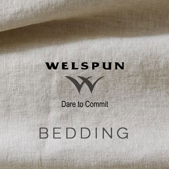 Welspun bedding