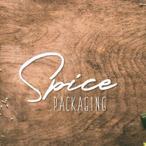 Bed Bath & Beyond Spices Packaging